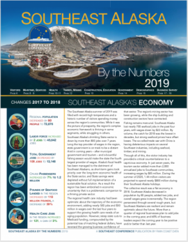 Southeast Alaska By the Numbers 2019