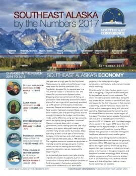Southeast Alaska by the Numbers 2017