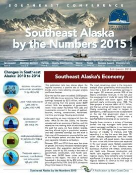 Southeast Alaska by the Numbers 2015
